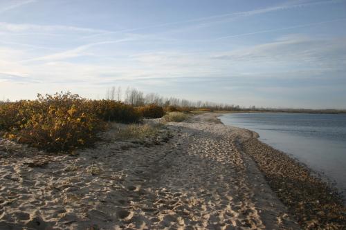 Zachodnie plaże w Rewie